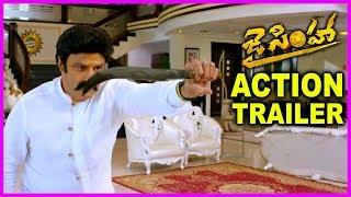 Video Jai Simha Movie Action Trailer - Latest Promo | Balakrishna | Nayanthara | Hari Priya MP3, 3GP, MP4, WEBM, AVI, FLV Januari 2018