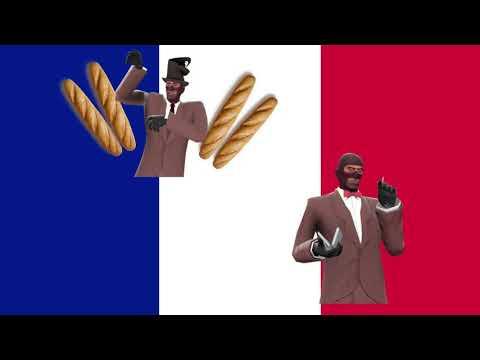 France Spy Theme but it's Spy's snorts