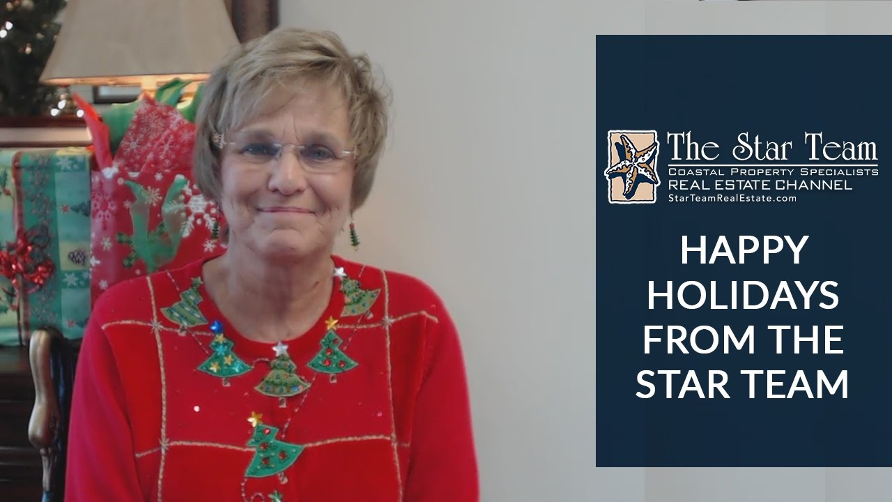 Happy Holidays From the Star Team