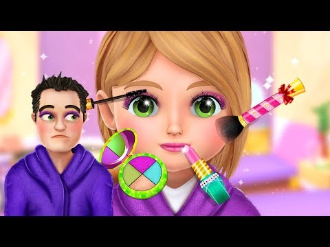 Daddy Spa Makeover by Baby Girl - Android Gameplay HD (видео)