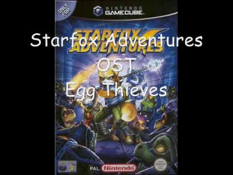 Starfox Adventures OST - Egg Thieves