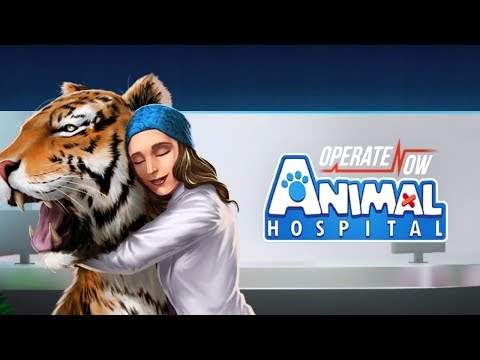 OPERATE NOW ANIMAL HOSPITAL - Gameplay Walkthrough Part 1 Android - Animal Hospital Simulation Game
