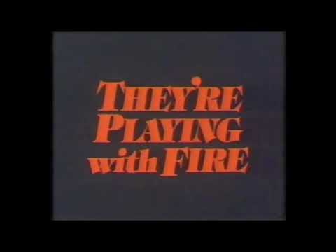 They're Playing With Fire (1984) Trailers