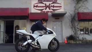8. Wicked Motorsports ATV Yamarillia Street Legal 443cc Athena/Banshee 2-stroke