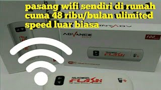 Video cara pasang wifi sendiri dirumah cuma 48 ribu/ bulan unlimited lagi....!!! MP3, 3GP, MP4, WEBM, AVI, FLV Desember 2018