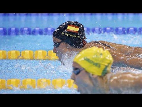 Ρίο 2016: Τα μετάλλια της κολύμβησης την 5η ημέρα των αγώνων
