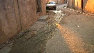 نبض الشارع - شكاوى من مشروع صرف صحي متوقف وسط ضاحية ارتاح