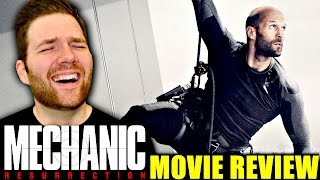 Mechanic: Resurrection - Movie Review by Chris Stuckmann