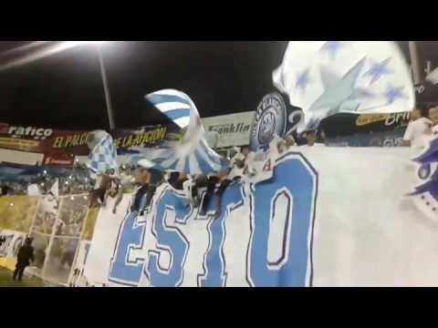 Alianza F.C vs C.D Fas 2017 - La Ultra Blanca y Barra Brava 96 - Alianza