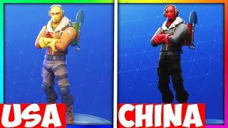 Video 5 THINGS IN FORTNITE THAT ARE DIFFERENT IN OTHER COUNTRIES MP3, 3GP, MP4, WEBM, AVI, FLV Februari 2019