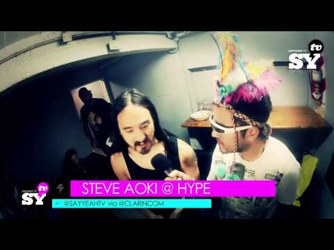 en HYPE Entrevista [SAYYEAHTV]