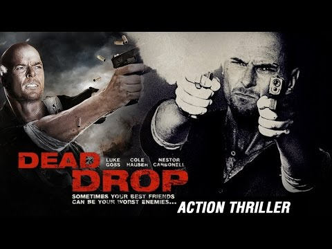 Dead Drop Agent CIA Action Movies   Hindi Dubbed Full Movie   Luke Goss   Nestor Carbonell