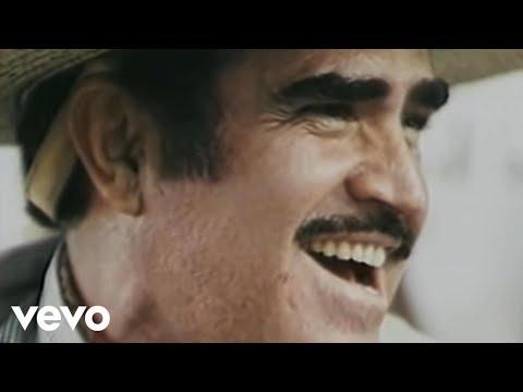 Aunque Mal Paguen Ellas - Vicente Fernandez (Video)