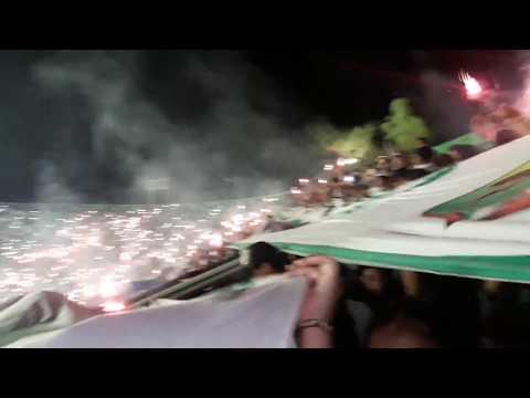 Copa Libertadores - Gran Recibimiento de Oriente Petrolero vs. Universitario - Los de Siempre - Oriente Petrolero