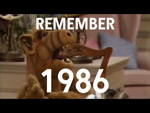 remember - A pop culture nostalgia trip to the year 1986. Do you remember? What did I miss? Anything shouldn't be here? What year should I do next? Click 'Show more' fo...