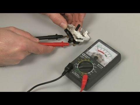 Dryer Won't Start? Two Terminal Switch Testing – Dryer Troubleshooting & Repair