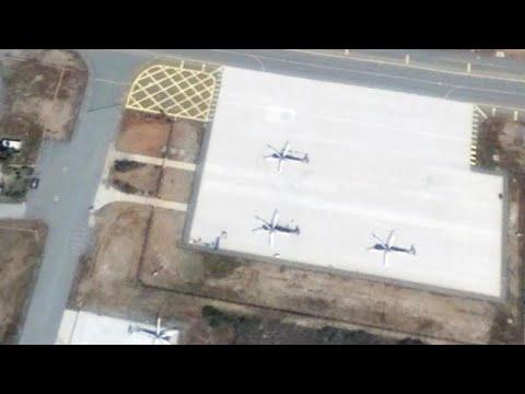 Κύπρος: Αυτά είναι τα αμερικανικά ελικόπτερα της μυστικής Βάσης; …