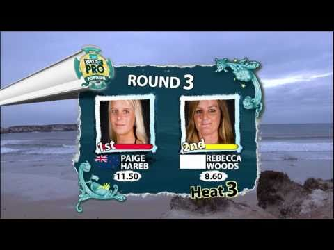 RD3 H3 - Paige Hareb vs Rebecca Woods