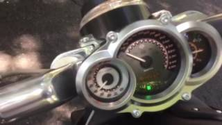 10. 2012 Harley V-Rod Muscle