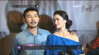 Syukuran Film Bulan Diatas Kuburan - Entertainment News