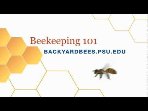 Penn State Beekeeping 101
