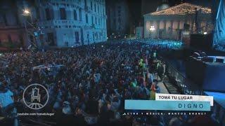 Digno  DVD Adora a Jesús   TOMA TU LUGAR