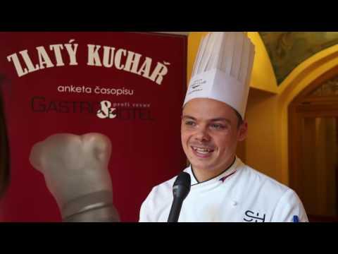 Otázky a odpovědi vítězů minulého ročníku ankety Zlatý kuchař – Objev roku – Patrik Bečvář