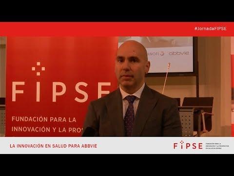 ¿Cómo contribuye AbbVie a fomentar la innovación en salud en España?