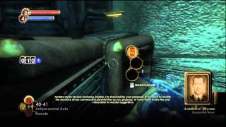 Xbox 360 Longplay [136] Bioshock (Part 3 of 7) (Arcadia/Farmers Market)