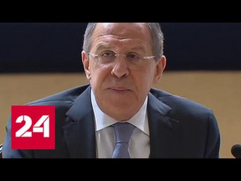 Лавров: Россия готова обсуждать сокращение ядерных потенциалов - DomaVideo.Ru