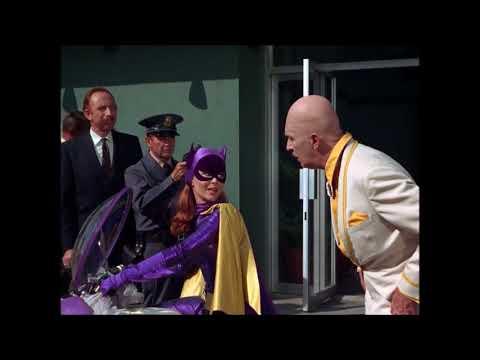Batman Season 3 episode 15 (The Ogg Couple) - Batgirl Supercut