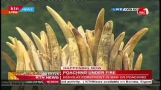 President Uhuru sets to establish a new law against poaching with stiff measures and penalities