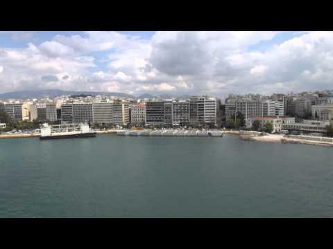 Griekenland, Piraeus 2013