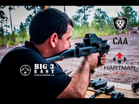 New products from CAA and an Awesome new Reflex sight from Hartman from Big 3 East