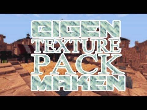 Minecraft Tutorial: Eigen Texture Pack Maken [GOEDGEKEURD]