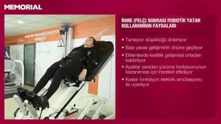 Robotik Yatak Kullanımının İnme (Felç) Sonrası Hastanın İyileşme Sürecine Etkisi Nasıl Olmaktadır?