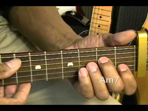David Guetta Ft. Taped Rai JUST ONE LAST TIME Guitar Lesson How To Play On Guitar EZ Capo 3