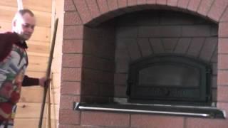 Печь Кузнецова с Хлебной камерой. Комментарии по работе в 6 частях. Часть 5