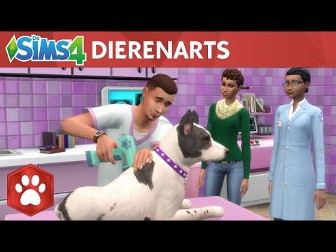 Officiele Sims 4: Honden en katten trailer