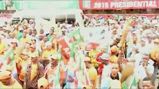 APC PRESIDENTIAL RALLY- LAGOS Part 1