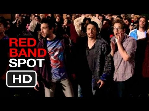This Is the End Red Band TV Spot 'Anything'