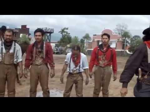 เข็นเกวียน มุดโคลน Cowboy 1800s Training #1, 2 Aug 2015