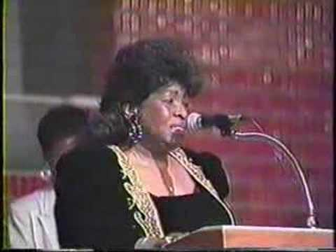 Aretha's Introduction