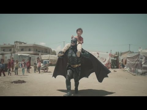 War Child / Batman - This Award winning video deserves way more views.