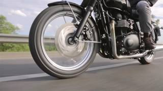 7. Review Triumph Bonneville T100