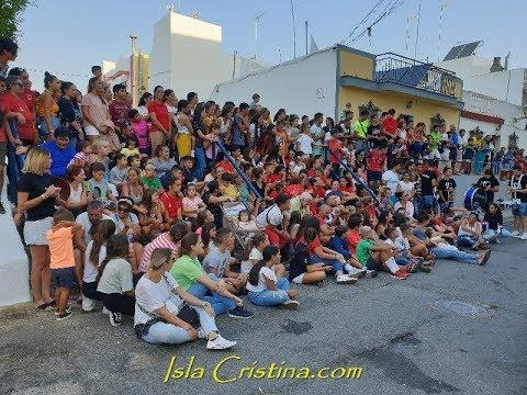 Diana en las Fiestas de Punta del Caimán (Isla Cristina)