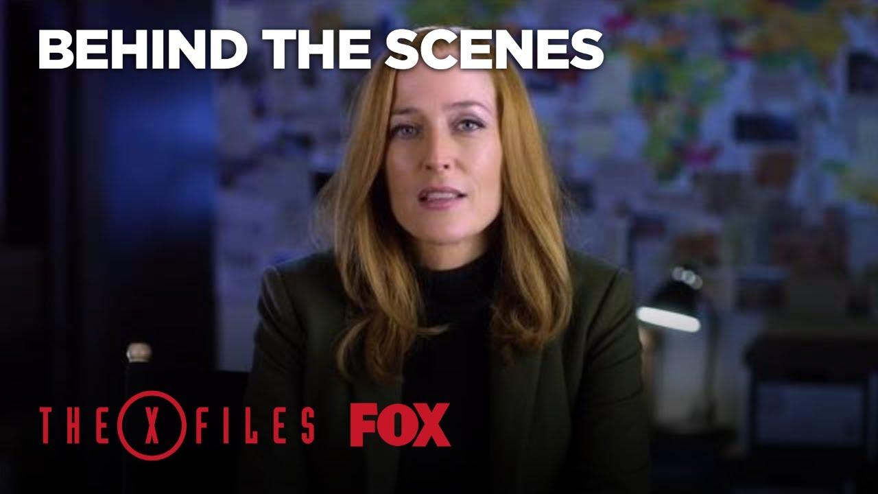 Season 10 Cliffhanger | THE X-FILES