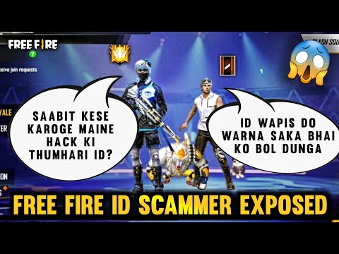 Garena Free Fire Social Experiment Episode 2 - I Scammed Free Fire ID of My 9 Years Old Subscriber