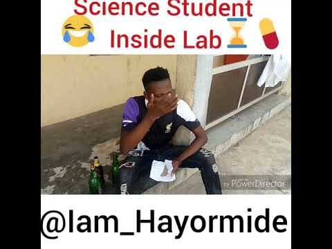 Awon Omo Science Student