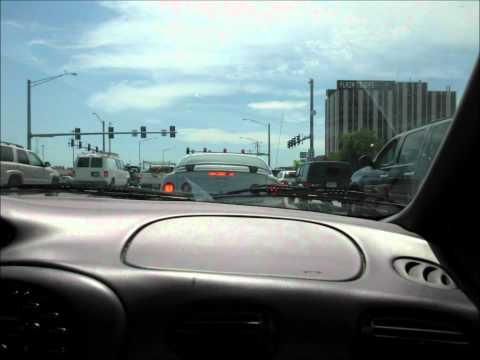 Drive Down Glenstone Springfield MO